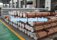 Heat Exchanger Industrial Steel Pipe , Condenser Seamless Mechanical Tubing