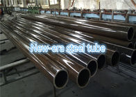Honing Inside Surface Hydraulic Cylinder Pipe , SAE1026 / 25Mn Hollow Steel Tube