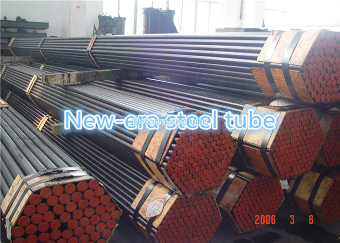 Pressure Seamless Honed Tube , Normalized DIN 1629 Round Mechanical Tubing