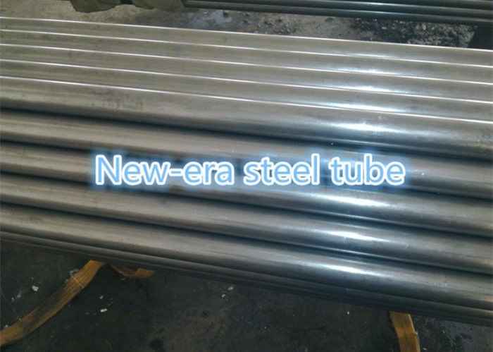 Annealing Seamless Mechanical Tubing , DIN 2391 St52 NBK Structural Steel Tubing 1010 Steel Tube