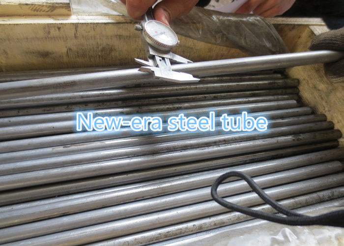 Exact Dimension Large Diameter Steel Pipe , Pneumatic Power Systems / Seamless Hydraulic Tubing
