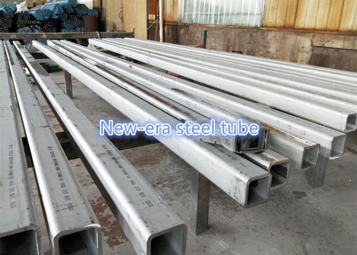 ASTM A500 Welded Square 500mm Hollow Section Steel Tube